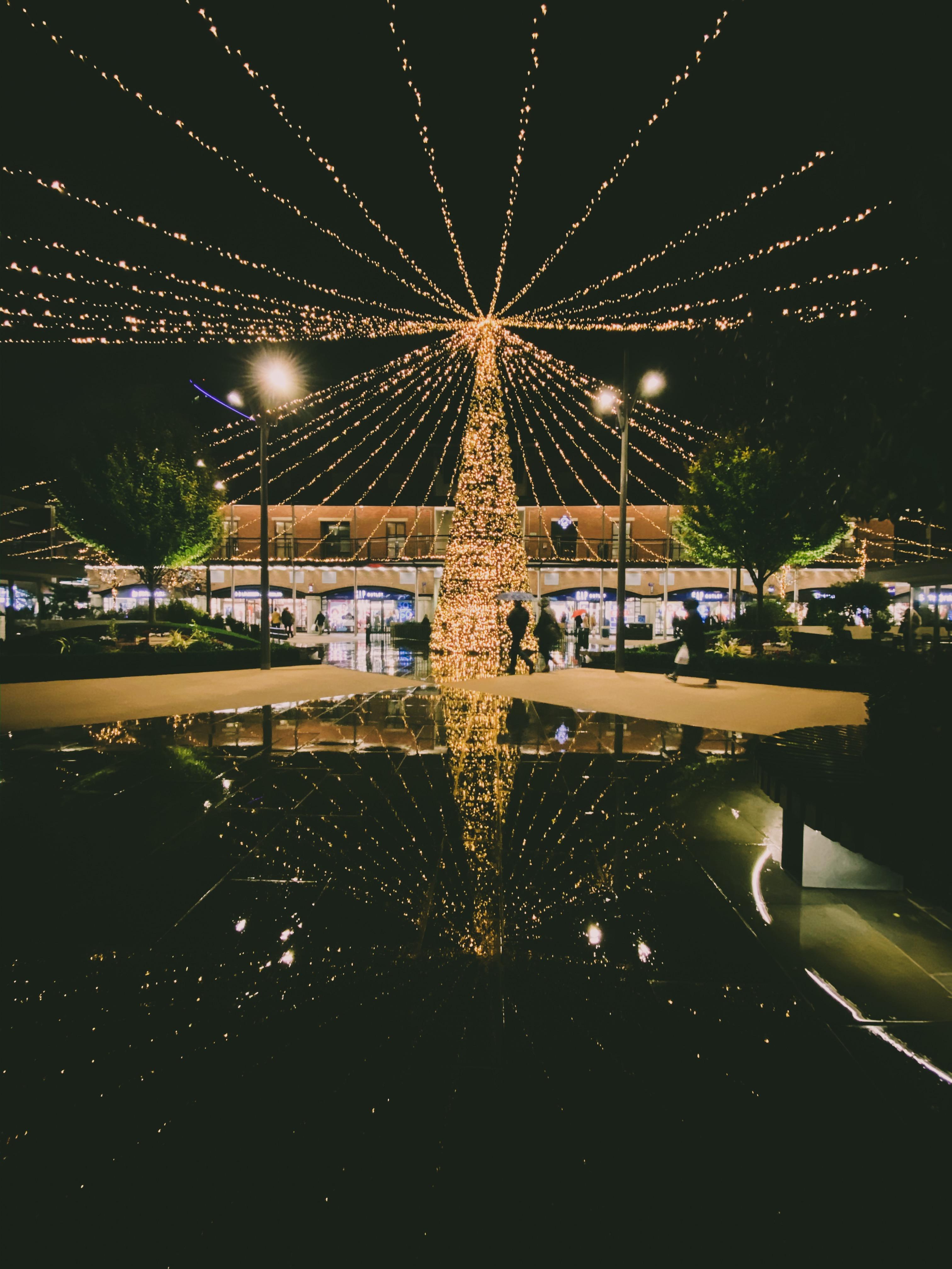 Christmas at Gunwharf Quays